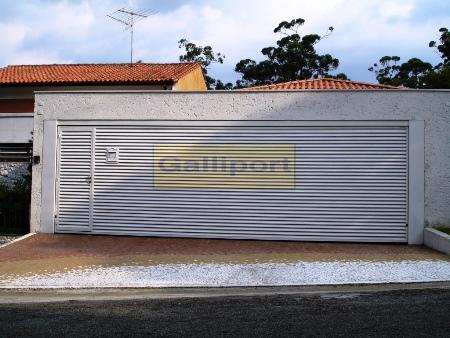 Portão De Chapa APV-01