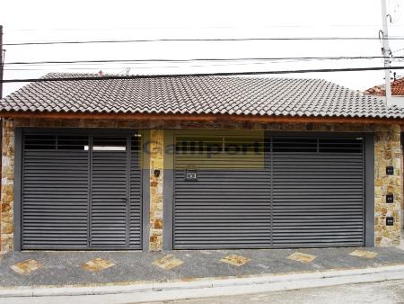 Portão De Chapa APV-03