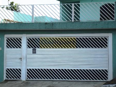 Portão De Chapa APV-04