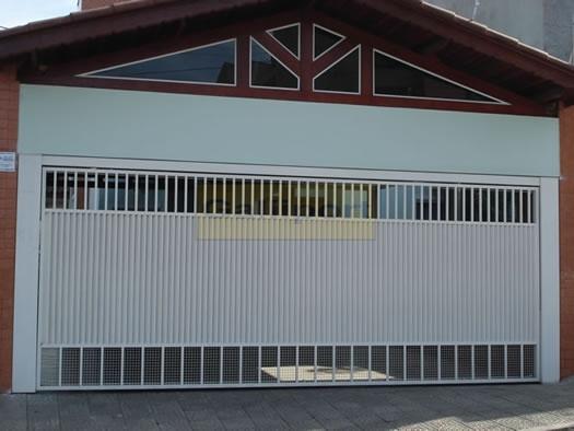 Portão De Chapa APV-05