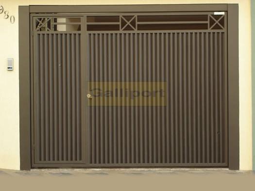 Portão De Chapa APV-06
