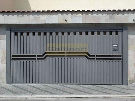 Portão De Chapa ATL-02
