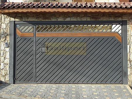 Portão De Chapa ATL-03