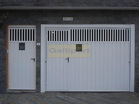 Portão De Chapa LAG-02