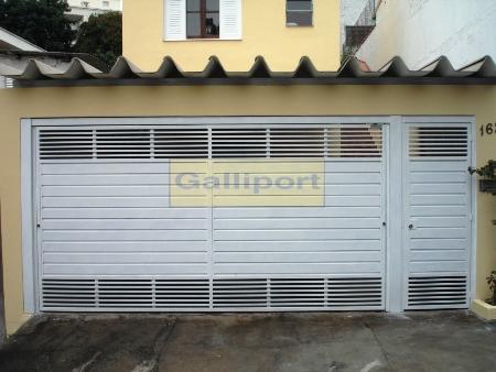 Portão De Chapa LAG-03
