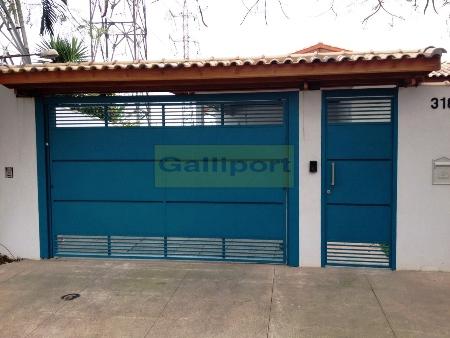 Portão De Chapa LAG-05