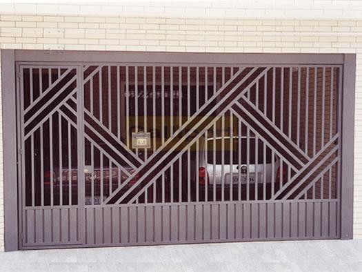 Portão Tubular ATD-07