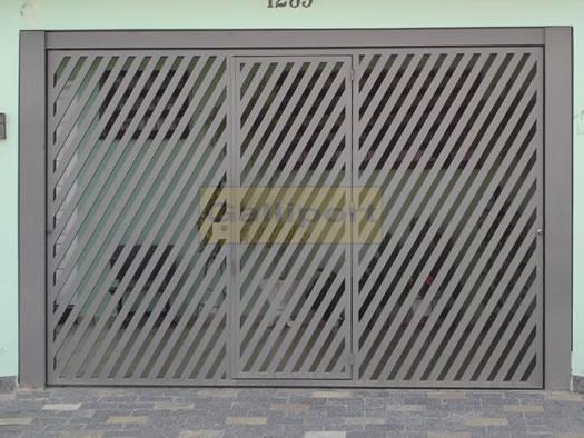 Portão Tubular ATD-09