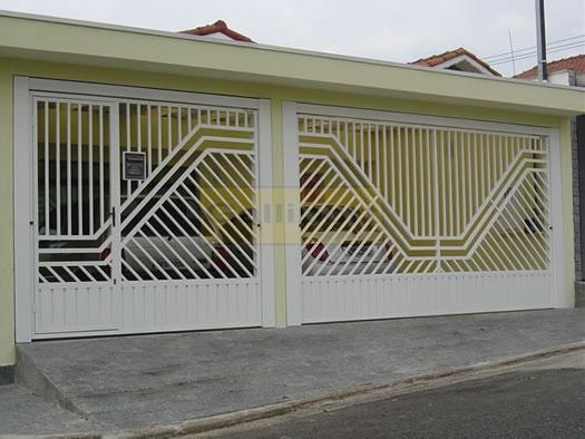 Portão Tubular ATV-05 - 1
