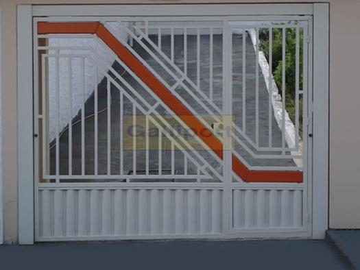 Portão Tubular ATV-06