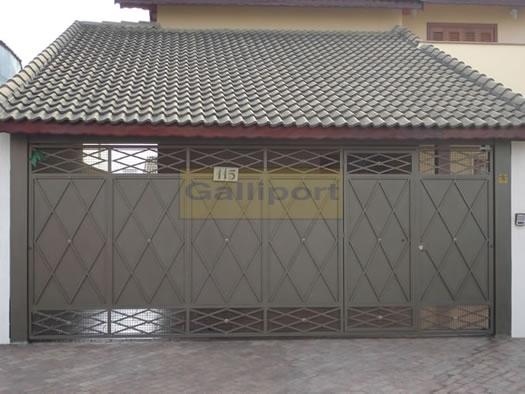 Portões - Série Ouro SO-12